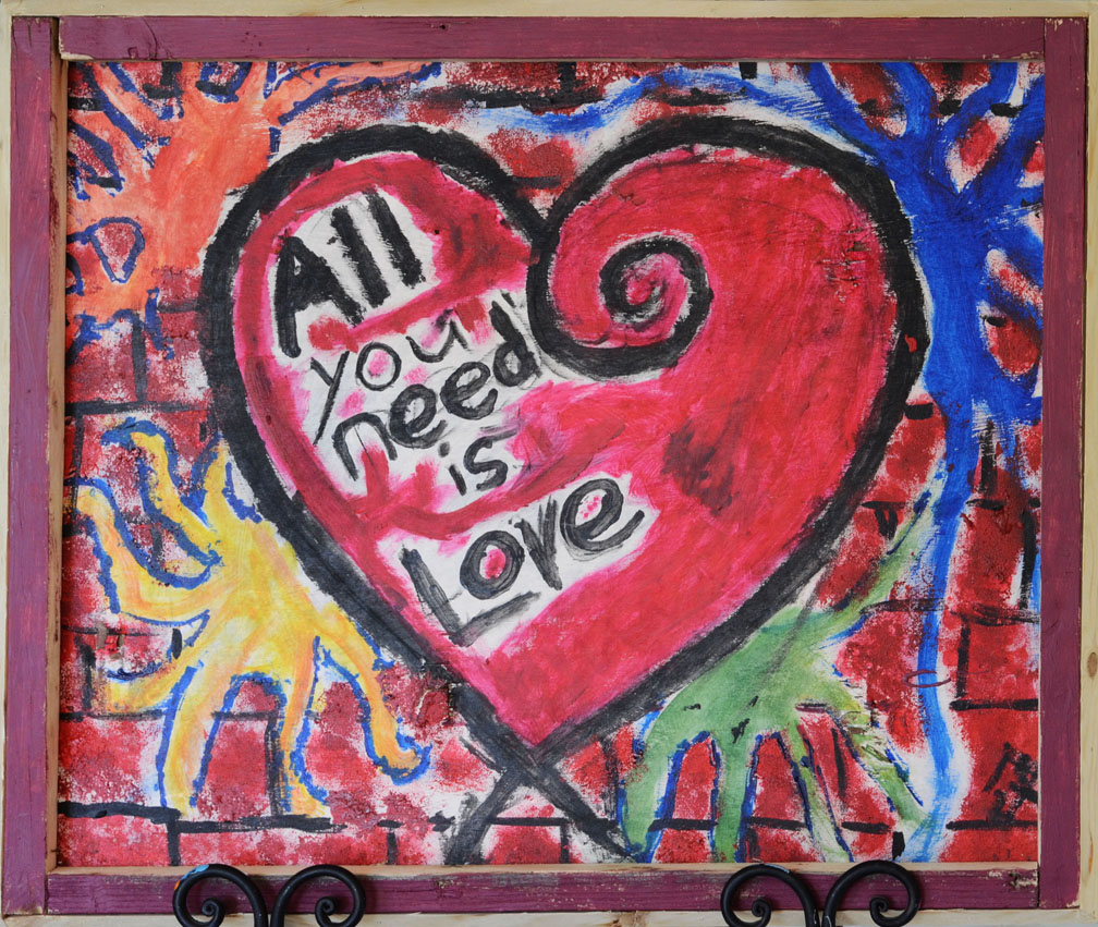 All You Need Is Love Matt Justason Forest Heights email