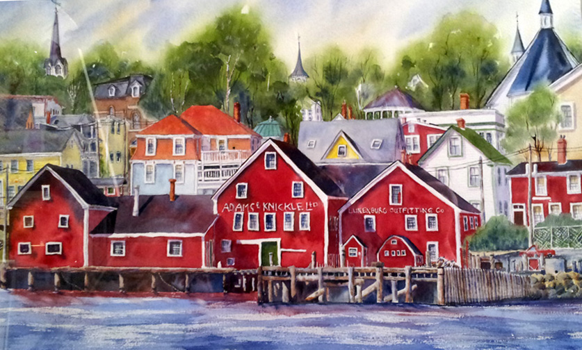 Lunenburg Red Harbour One