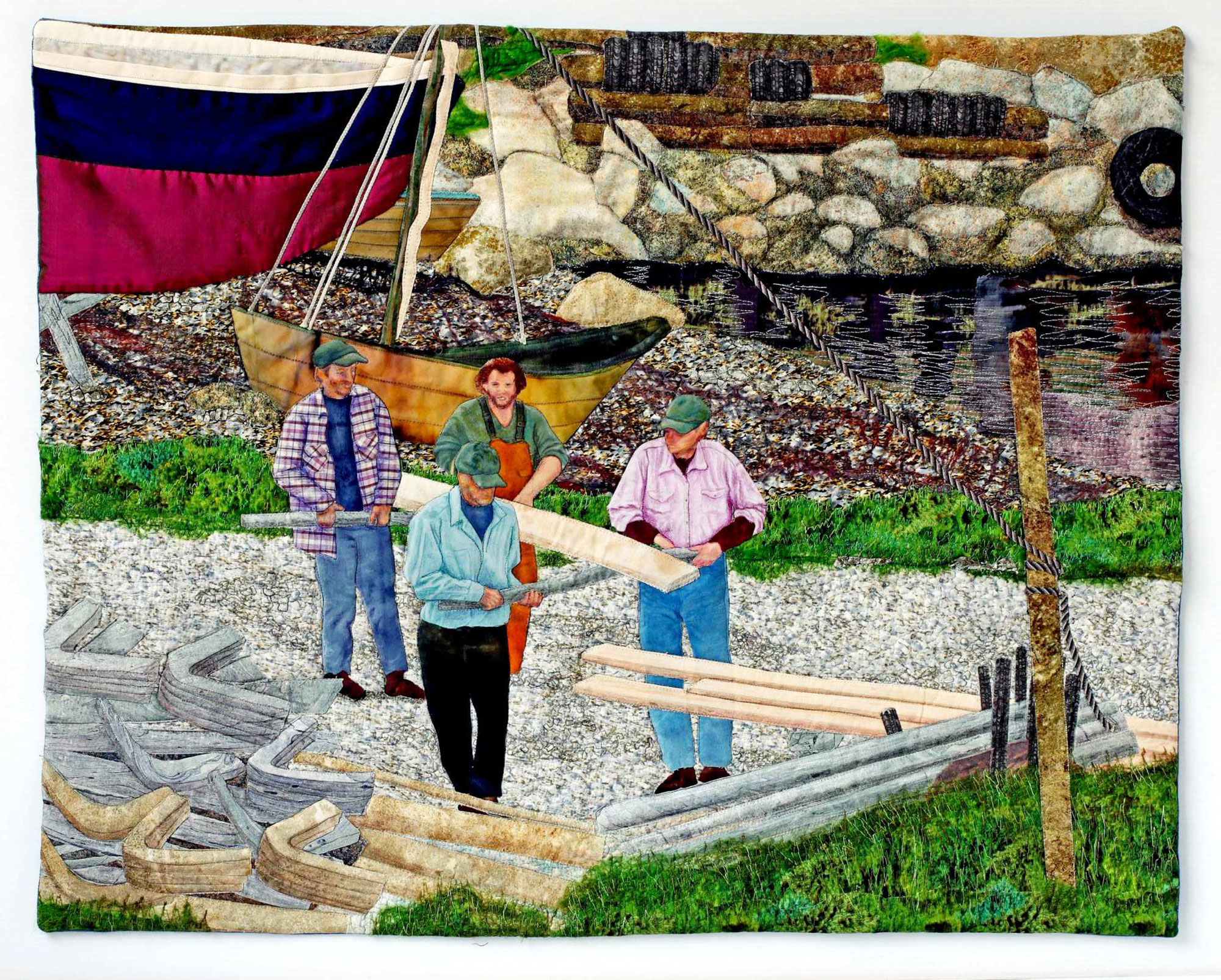 LaurieSwimGallery_The-Boat-Builders